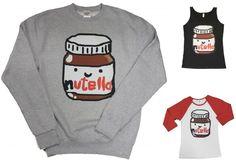 Nutella shirts