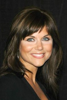 tiffany amber thiessen hairstyles with bangs | tiffani thiessen born tiffani amber thiessen jan 23 1974 time unknown ...