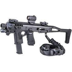 CAA Tactical Micro RONI Conversion Basic Kit für Glock