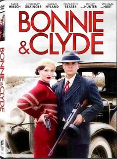 Bruce Beresford directed this version of the famous crime spree committed by Clyde Barrow (Emile Hirsch) and Holliday Grainger (Bonnie Parker) as the lethal lovers travel across depression-era America Bonnie Parker, Bonnie Clyde, Bonnie And Clyde Movie, Michael Nouri, Jennifer Beals, Great Movies, New Movies, Drama Movies, Romance