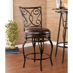 Shop for Harper Blvd Cambridge Swivel Counter Stool. Get free shipping at…