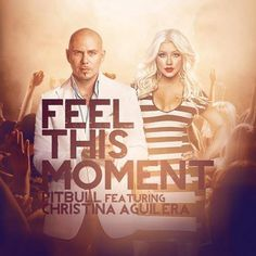 Pitbull feat Christina Aguilera - Feel http://www.emonden.co/new-single/pitbull-feat-christina-aguilera-feel-this-moment