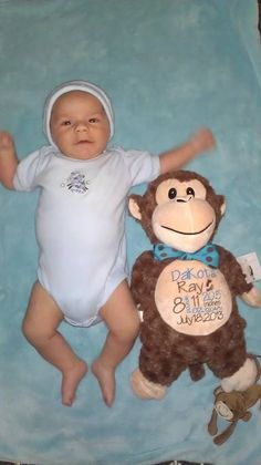 Great Baby Gift!  $35.00 Order at http://millerscustomembroidery.net/products/cubbies-stuffies