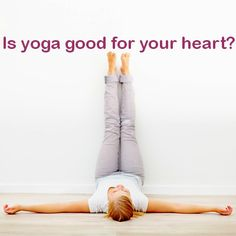 Do you do yoga?  Studies show that yoga is good for more than just exercise!