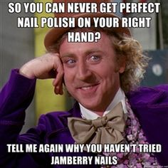 Don't worry about having perfect polish! With Jamberry Nails Wraps you can have perfectly done Nail Art in half the time and no waiting for it to dry.