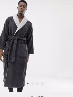 b26b6eccfd Khater Bathrobe  fashion  clothing  shoes  accessories  mensclothing   sleepwearrobes (ebay link)