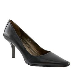 Calvin Klein pumps: ultimate classic and actually comfortable. $70