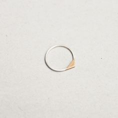 Image of Golden Top Ring