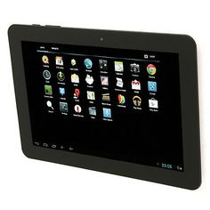Vido (YuanDao) N101 Dual Core 2 Android 4.1 MID Tablet PC 10.1 Inch IPS Screen RK3066 16GB Color White