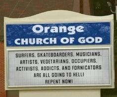 Hell is looking pretty fun...