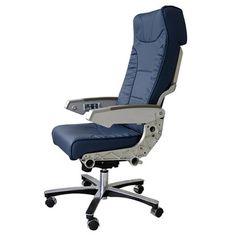 Volant Office Chair | Aircraft Art & Furniture | SkyArt