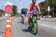 11 lugares perfeitos para andar de bike em SP - Guia da Semana