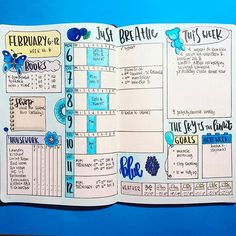 I continue in my colorful weekly spreads, so this week is BLUE.  I have so much fun during creating these spreads . Housework tracker inspired by @christina77star #bulletjournal #bulletjournaling #bulletjournallove #bulletjournaljunkies #bulletjournaltime #bujo #bujolove #bujojunkies #bujocommunity #bujobeauty #czechbujo #plannergirl #bulletjournalcollection #showmeyourplanner #leuchtturm1917 #fabercastell #polychromos #staedtler #tombow #tombowdualbrushpens #planwithme #stabilo #bullet...