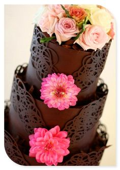 Chocolate cakes IDEA ONLY. Link no good