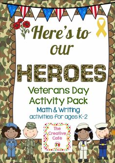FREE Veterans Day Printable Pack! - Blessed Beyond A Doubt