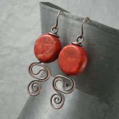 >>Wickwire Jewelry: I'm Loving Coral This Week