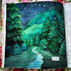 """791 Likes, 88 Comments - @morena_vajak on Instagram: """"Morning Foragers  Book: Zemlja Snova (Land of Dreams) Author: Tomislav Tomić; Prismacolor…"""""""