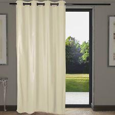 Vorhang Blickdicht Lichtdurchlässig vorhang schlaufenschal schlaufenvorhang dekoschal gardine