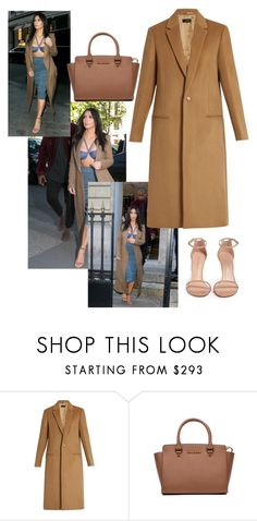 """""""Kim#2"""" by angelica1perez ❤ liked on Polyvore featuring Joseph, MICHAEL Michael Kors and Stuart Weitzman"""