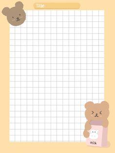 Printable Scrapbook Paper, Printable Stickers, Printable Paper, Cute Stickers, Kawaii Stickers, Free Printable Stationery, Memo Notepad, Cute Notes, Kawaii Wallpaper