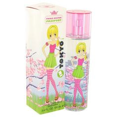 Paris Hilton Passport In Tokyo By Paris Hilton Eau De Toilette Spray 3.4 Oz