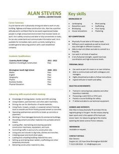13 Warehouse Worker Resume ExamplesSample ResumesSample