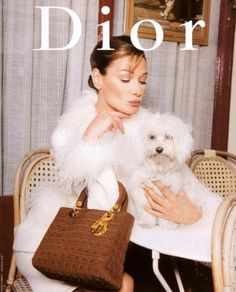 Dior, Carla Bruni, and a Poodle. They can't wait for the Poodle Peace Parade to come to town. Boujee Aesthetic, Aesthetic Collage, Aesthetic Vintage, Aesthetic Pictures, Aesthetic Outfit, Bedroom Wall Collage, Photo Wall Collage, Picture Wall, Carla Bruni