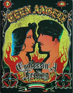 TEEN ANGELS by KID DEUCE, via Flickr