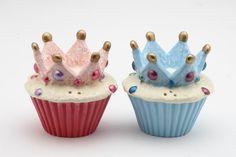 Crown Cupcake Salt