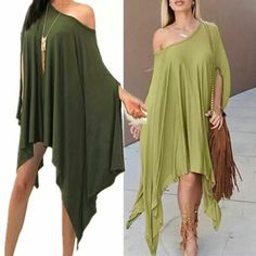 I would love the olive green one! African Fashion Dresses, African Dress, Chic Outfits, Fashion Outfits, Womens Fashion, Dress Skirt, Dress Up, Black Dress With Sleeves, Look Boho