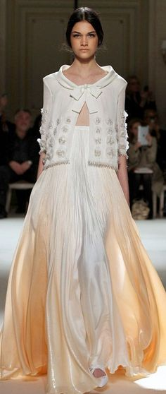 Georges Hobeika Spring 2012 Couture