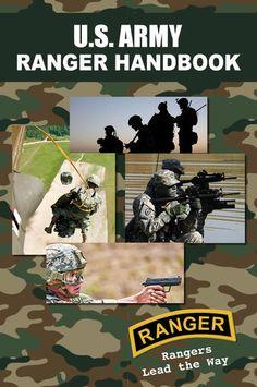 Army Ranger Handbook - U. Department of the Army Rangers Top, Ranger School, Ebooks Online, Lead The Way, Us Military, Army Ranger, Bible, App, Assassin