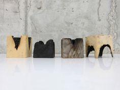 Burned Stools - Galia Tammuz