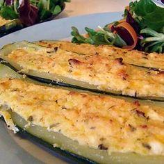 Receta de Parmesana de calabacines al microondas Side Recipes, Healthy Recipes, Microwave Recipes, Sin Gluten, A Table, Healthy Life, Zucchini, Pasta, Meals