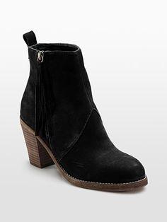 Dolce Vita - Jax Nubuck Leather Ankle Boots - Saks.com