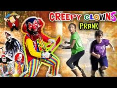 4 SCARY KILLER CLOWNS IN THE WOODS ON HALLOWEEN!  Mean Dad Pranks Kids (FUNnel Vision Scare Cam Cry) - http://positivelifemagazine.com/4-scary-killer-clowns-in-the-woods-on-halloween-mean-dad-pranks-kids-funnel-vision-scare-cam-cry/ http://img.youtube.com/vi/-L88p5emaqA/0.jpg  Lex & Mike, Daddy is so sorry! We'll never do something that scary to you again! Please forgive me/us. We should have done something not as mean like Hey … Click to Surprise me! ***Ge