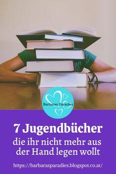 Du liest gerne Jugendbücher? Dann entdecke auf meinem Blog 7 Jugendbücher, die du nicht mehr aus der Hand legen willst! Viel Spaß beim Stöbern!