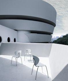 Solomon Guggenheim Museum, New York.