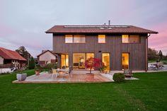 Wiejskie domy od Giesser Architektur + Planung