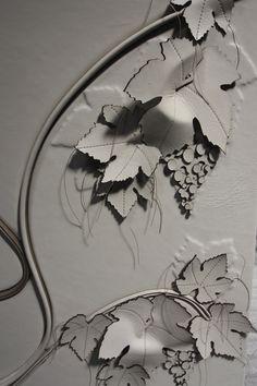 Harcourt London - Sculptural leather
