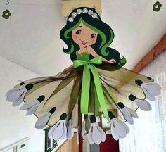 Фотография Foam Crafts, Diy And Crafts, Crafts For Kids, Arts And Crafts, Paper Crafts, Class Decoration, School Decorations, Birthday Party Decorations, Art N Craft