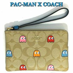 Pin on COACH LIMITED EDITION SNOOPY DISNEY PAC MAN COLLECTION