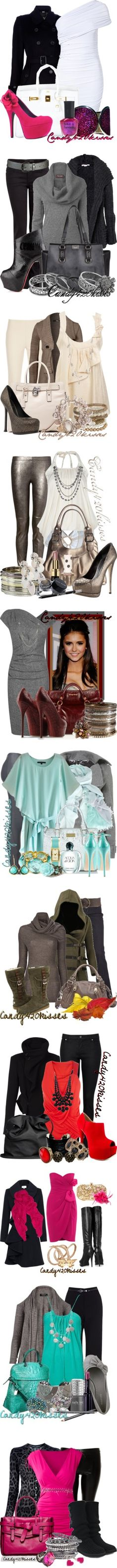 """""""fall looks"""" by candy420kisses on Polyvore"""