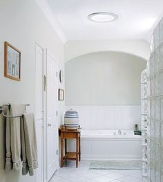 Ensuite Bathroom Without Window solar tubes beat traditional skylights for low-cost daylighting