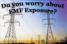 ELECTROMAGNETIC FIELDS: How much EMF exposure is too much for you? (Article 3 of 5 )  The medical and electric power communities have differing views on EMF exposure health effects. But they all agree on one thing:  There is no minimum daily requirement for EMF.  #electro_smog #electromagnetic_fields #EMF #RFR #radiation #cancer #depression #psychological_illness #stress #free_radicals #stress_prevention #burnout #mobile_phones #health_hazards ##business_doctors   www.business-doctors.at