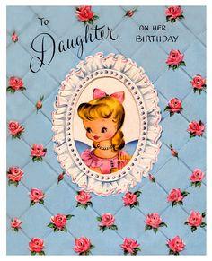 Photo 11795 20070603 Daughter Birthday CardsKids