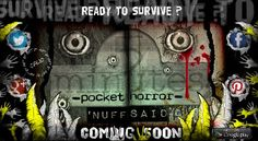 5 MINUTES. A SHORT STORY. .. OF HORROR (5 MINUTES POCKET HORROR)  ARE YOU READY?  THEY'RE COMING. .. 4 U.. (FOR MORE INFO VISIT THE FACEBOOK PAGE))