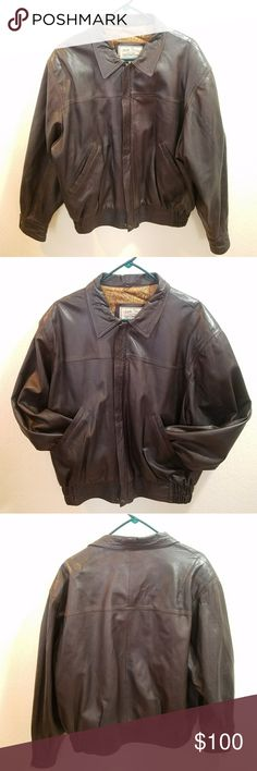 Ponte Vecchio Leather Jacket - made in Italy This is an awesome brown leather jacket made in Italy by Ponte Vecchio. Mens size small. Brown with a paisley pattern interior. Super stylish. Has minor blemishes from age and wear. Ponte Vecchio Jackets & Coats