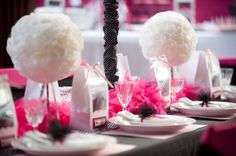 Masquerade Dinner Party - Kara's Party Ideas - The Place for All Things Party 13th Birthday Parties, Anniversary Parties, 30th Birthday, Birthday Ideas, Masquerade Party Themes, Masquerade Ball, Sweet Sixteen Parties, Party Centerpieces, Holiday Parties