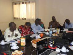 Participants à la réunion du SEN Elargi
